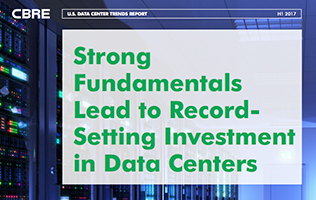 H1 2017 U.S. Data Center Trends Report