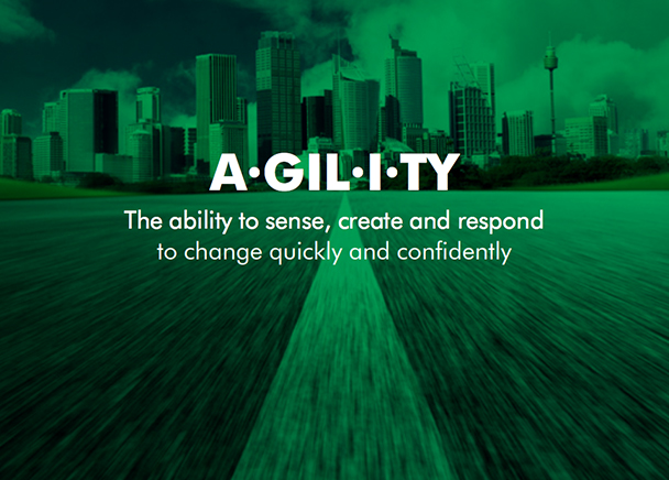 U.S. ViewPoint - The Agility Mandate
